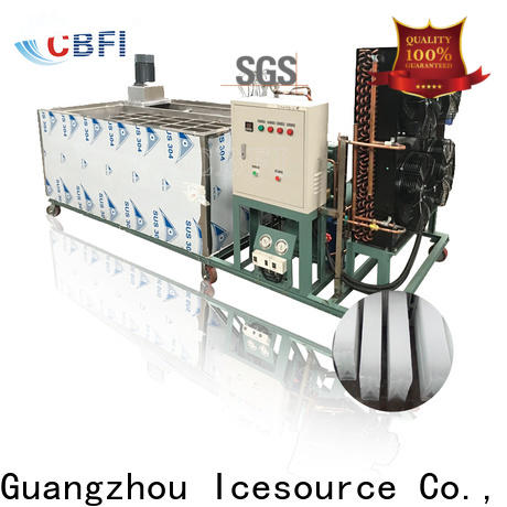 CBFI high-end automatic ice block making machine at discount for ice bar