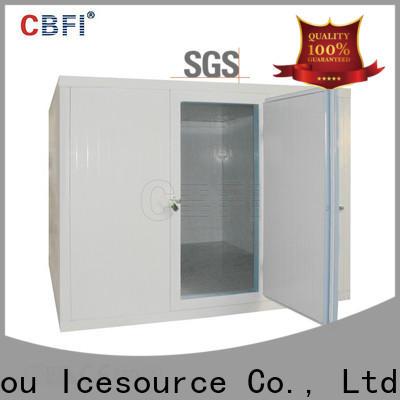 CBFI high technique mobile cold room bulk production for freezingg