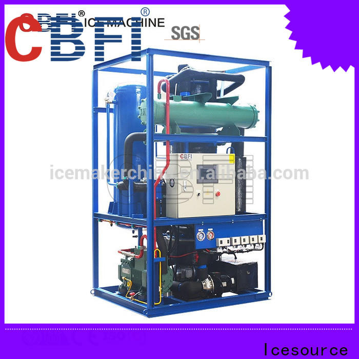 CBFI ice maker machine for wholesale for ice bar
