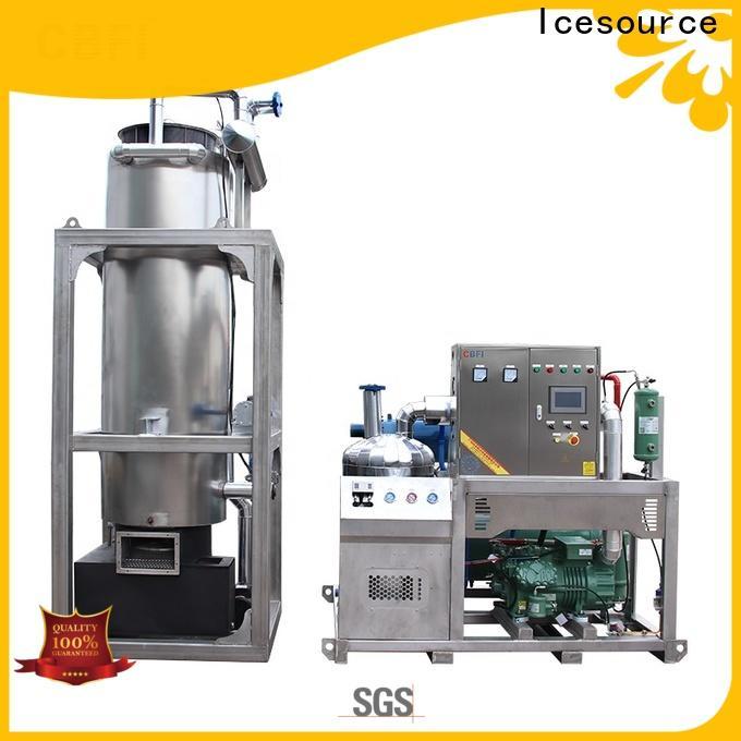luxury ice tube maker machine for wholesale for freezingg