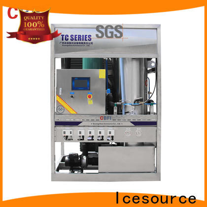 CBFI ice tube maker for sale in china for ice sculpture