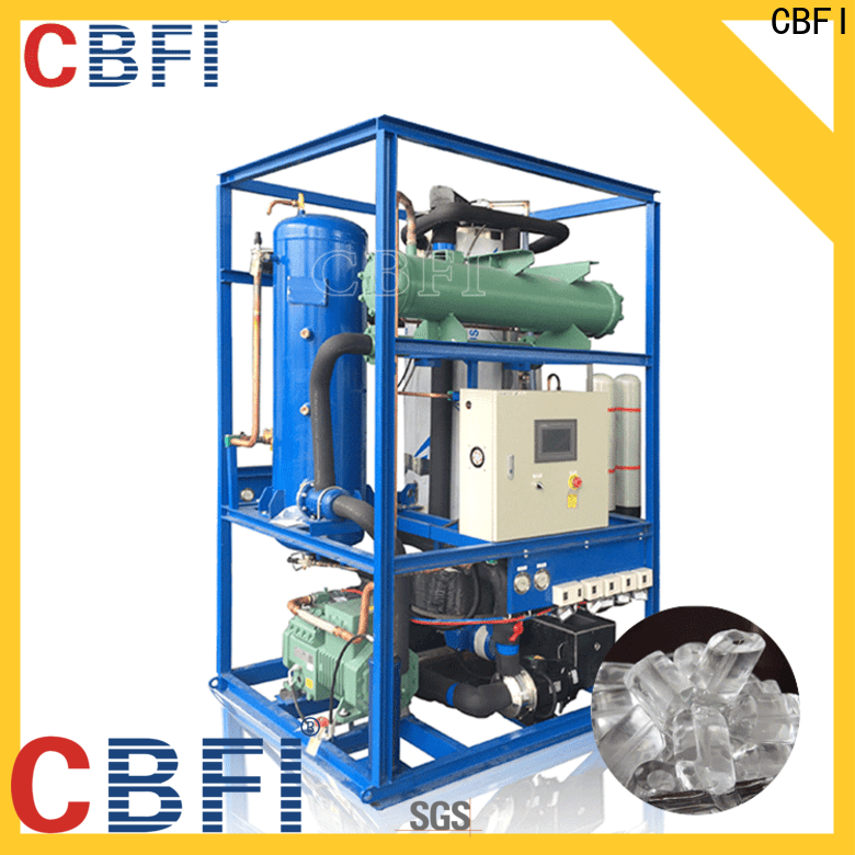 high reputation ice tube maker factory price for ice sculpture