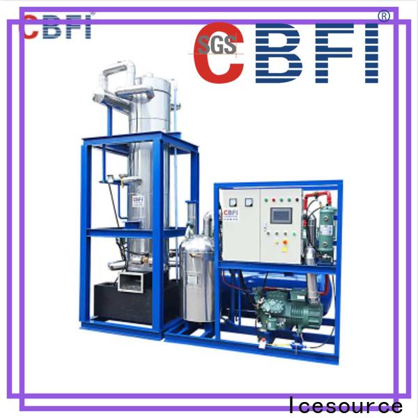 CBFI ice tube maker machine for wholesale for ice bar