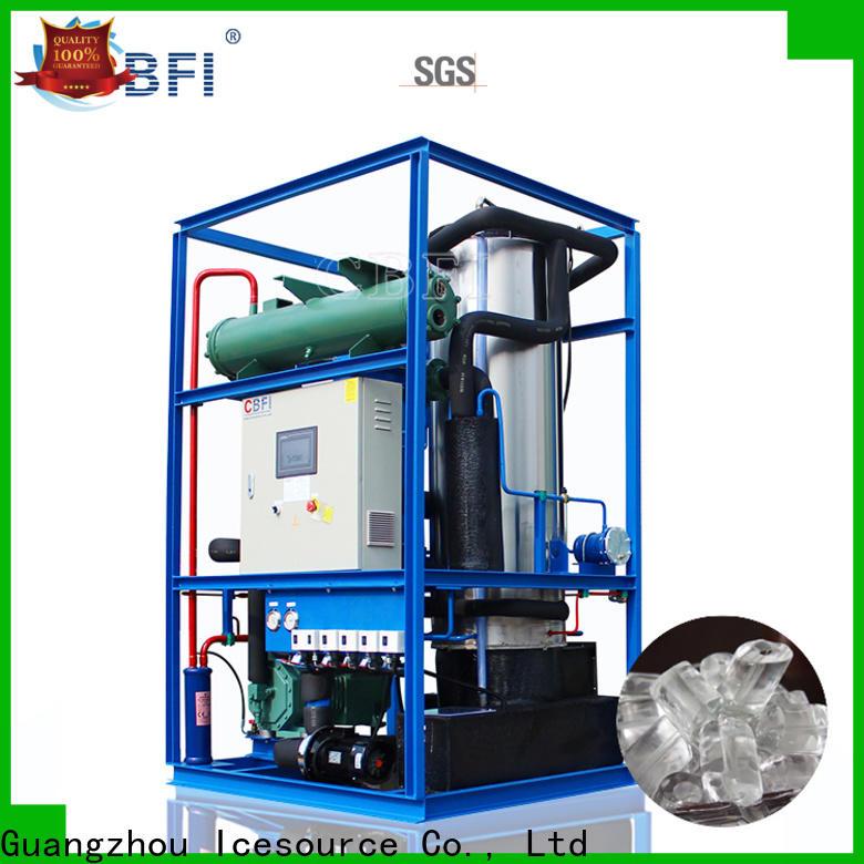 CBFI luxury ice tube maker machine at discount for freezingg