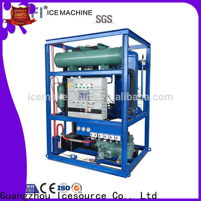 high reputation ice maker for wholesale for ice bar