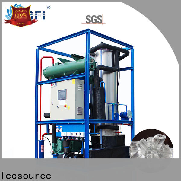 clean ice tube maker machine for wholesale for cold drink