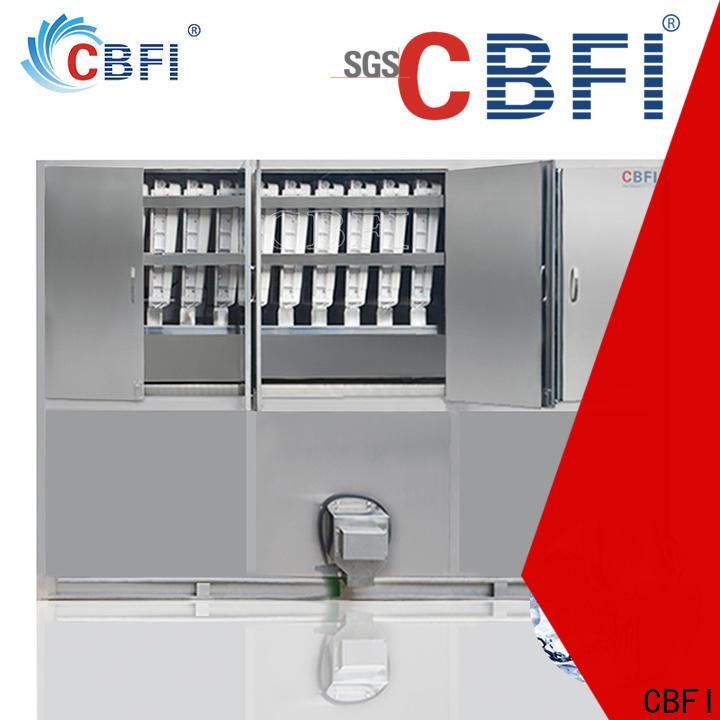 CBFI cube ice machine free quote order now