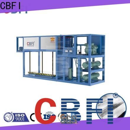 CBFI ice block machine for sale free design for cold drink