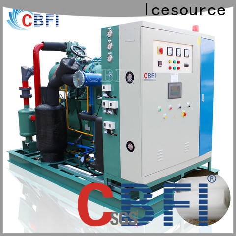 CBFI high-quality clear ice block maker long-term-use for ice sculpture