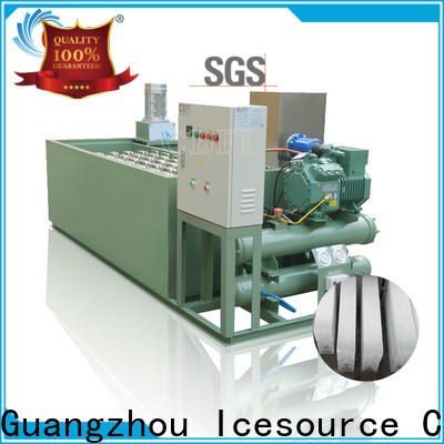 CBFI automatic ice block making machine from manufacturer for ice bar