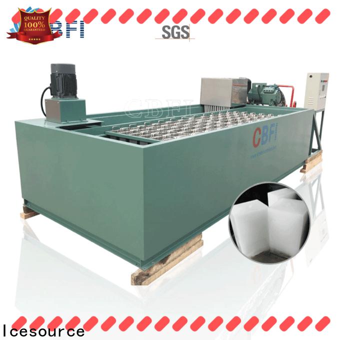 CBFI competetive price containerized ice block machine bulk production check now