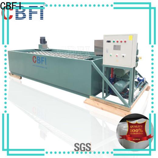 CBFI ice block making machine type for ice sculpture