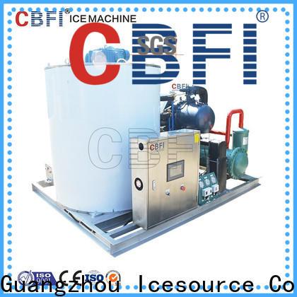 CBFI flake ice machine for sale for wholesale bulk production