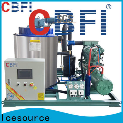 CBFI flake ice machine commercial free design bulk production