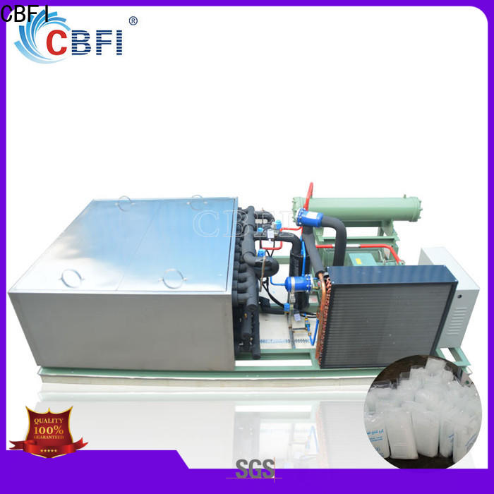 clear commercial ice block machine bulk production for ice bar