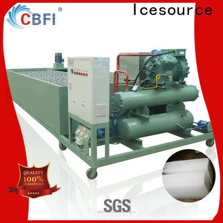 CBFI clean commercial ice block machine free quote for freezingg