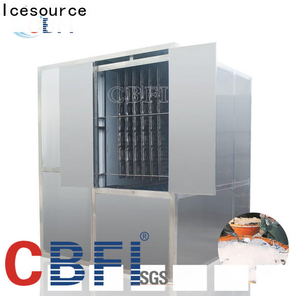 high reputation ice machine for sale customized for freezing