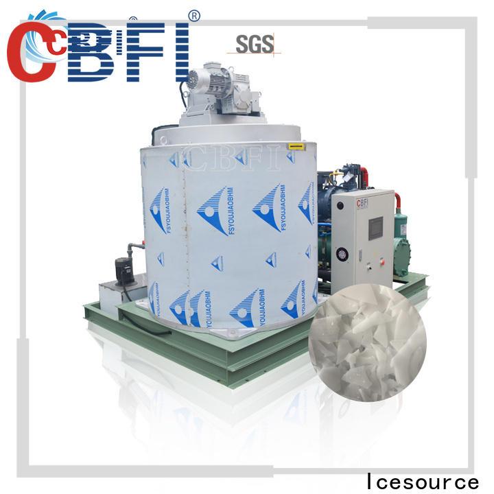 CBFI flake machine order now plant