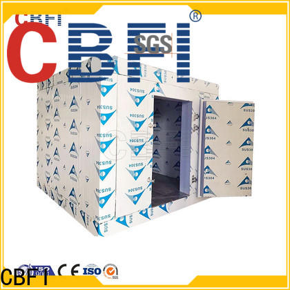 CBFI clear coolroom for sale for wholesale for ice bar