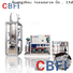 easy to use ice tube machine for sale type for cold drink