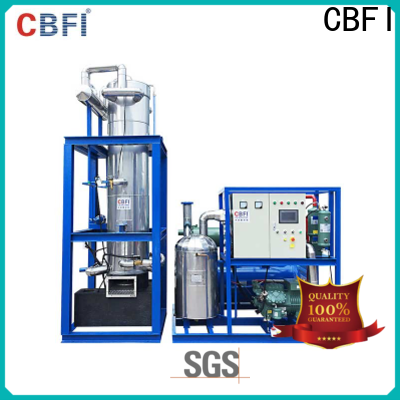 CBFI ice tube machine for sale for wholesale for high-end wine