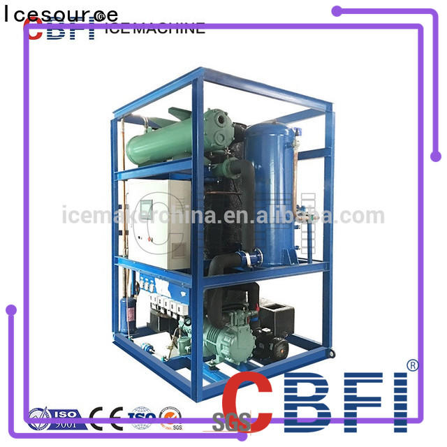 CBFI ice tube maker for sale type for ice sculpture