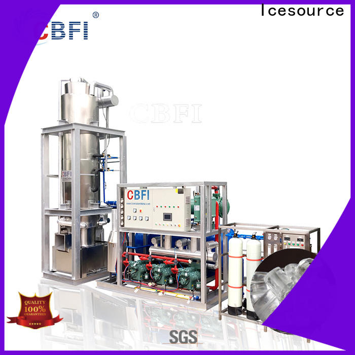 CBFI ice tube maker for sale from manufacturer for cold drink