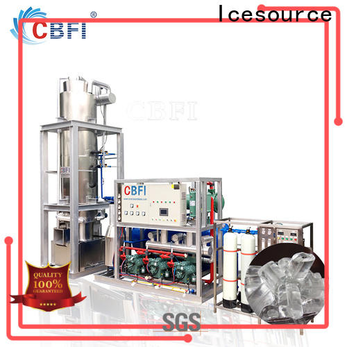 CBFI luxury ice maker machine from manufacturer for ice sculpture