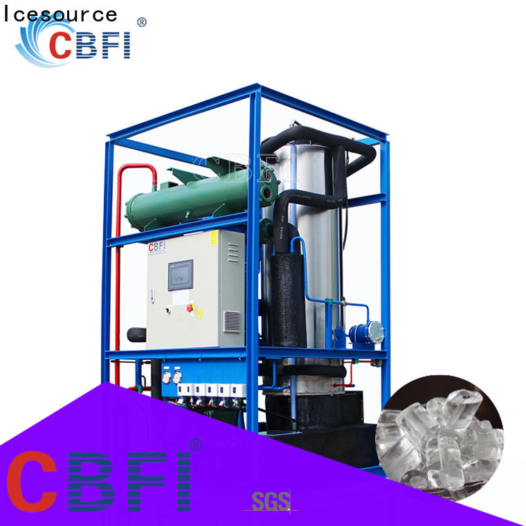 CBFI ice tube machine for sale free quote for high-end wine