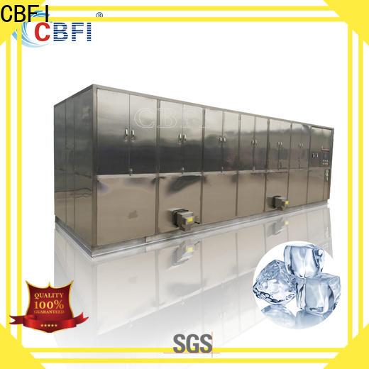 CBFI cost-effective ice cube maker machine at discount free design