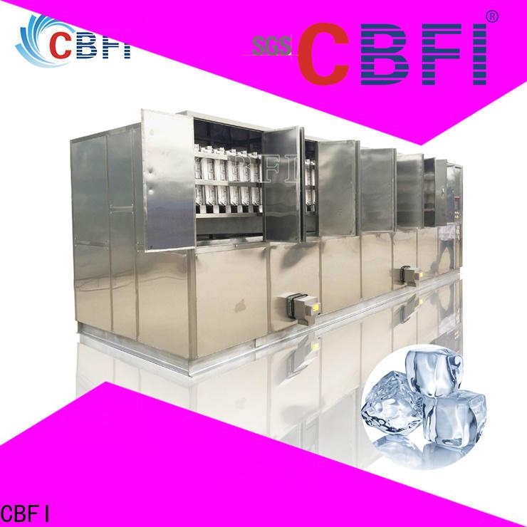 CBFI circle ice cube maker order now free design