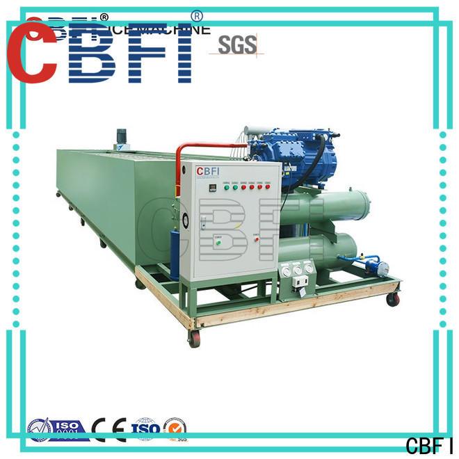 CBFI professional ice making machine for sale plant for freezingg