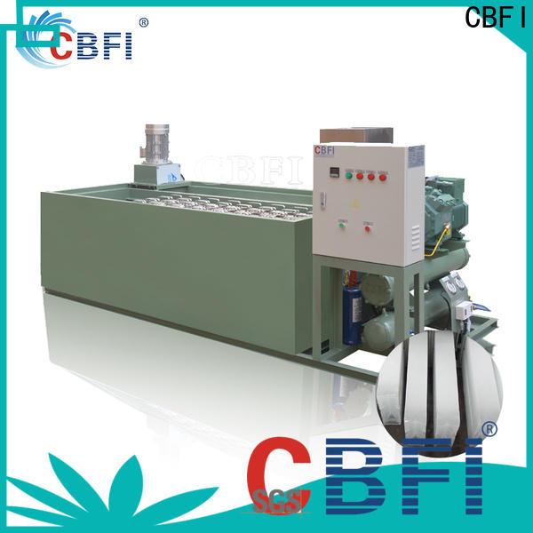 CBFI automatic ice block machine type for ice bar