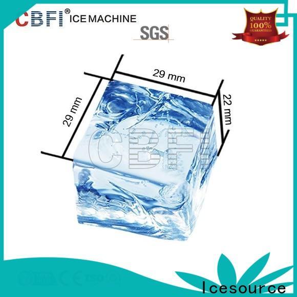 CBFI automatic block ice machine free design for ice bar