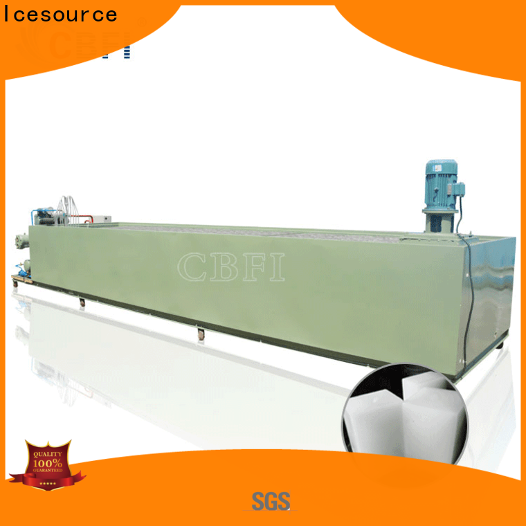 high-end automatic ice block machine at discount for cold drink