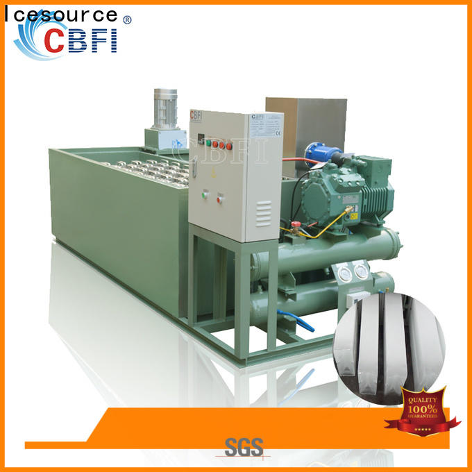 CBFI high-quality automatic ice block making machine for wholesale for ice bar
