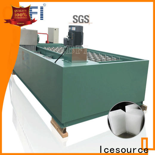 CBFI automatic ice block making machine free quote for cold drink