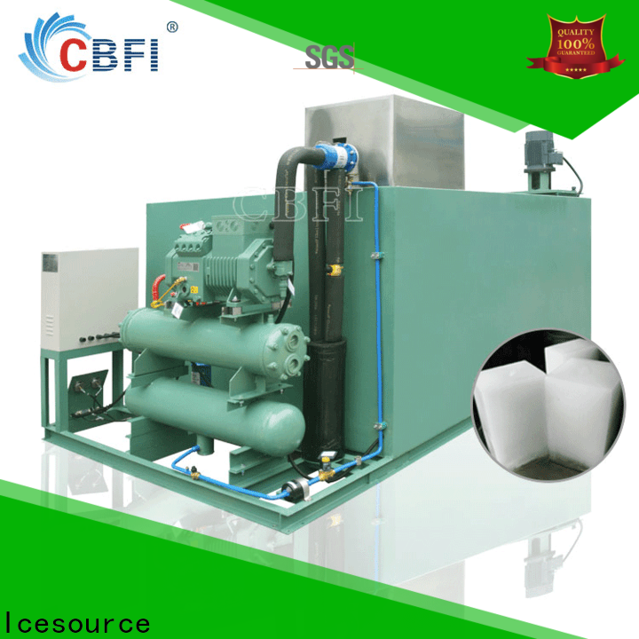CBFI high-end clear ice block maker free quote for high-end wine