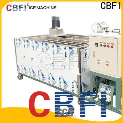 easy to use commercial block ice maker from manufacturer for cold drink