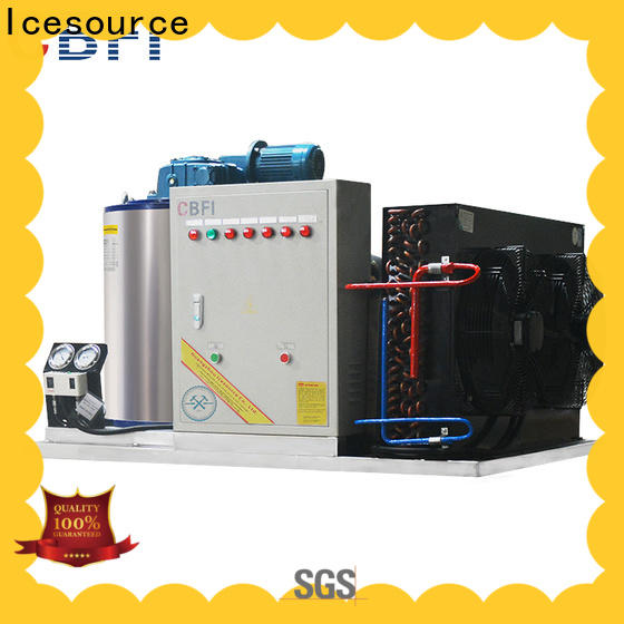 CBFI widely used flake machine from manufacturer at discount