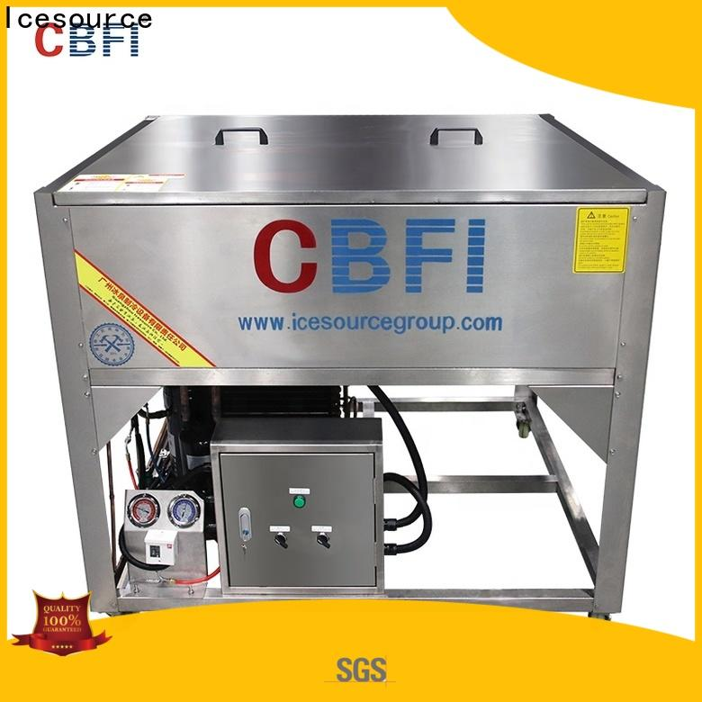 CBFI easy to use clear ice balls maker at discount for summer