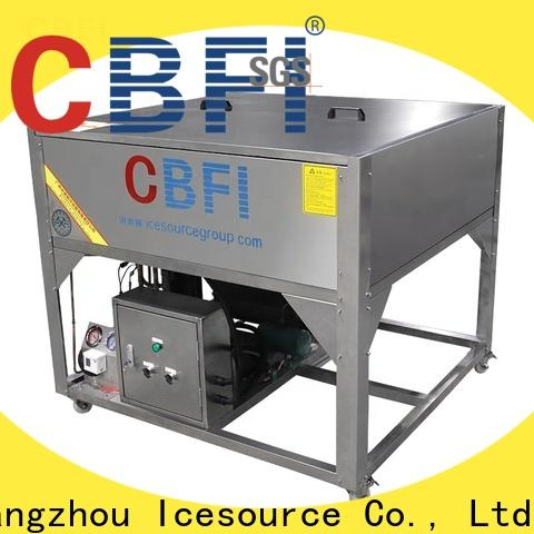 CBFI easy to use clear ice makers long-term-use for high-end wine