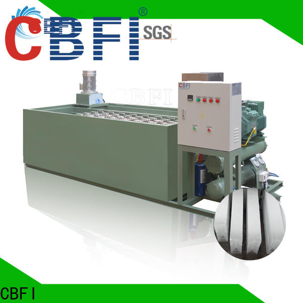CBFI high technique automatic ice block making machine plant for ice sculpture
