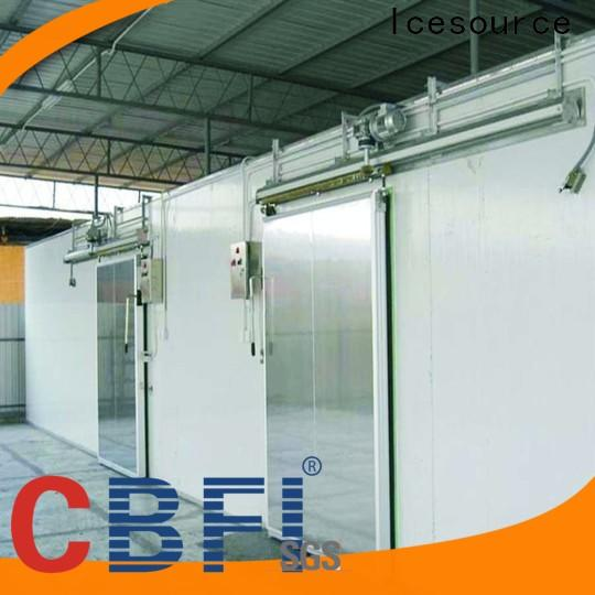 CBFI luxury freezer room plant for ice bar