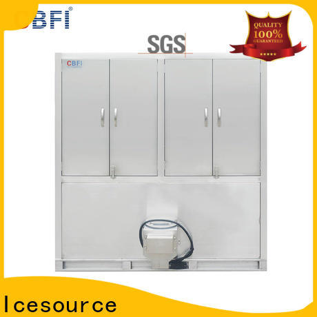 CBFI long-term used industrial ice cube machine from china for freezing