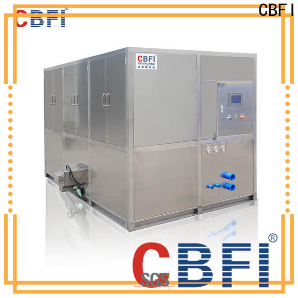 widely used cube ice maker machine per factory price for freezing