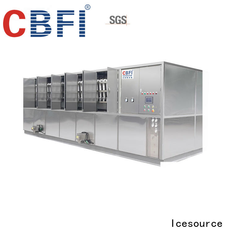 CBFI widely used ice cube machine manufacturers factory price for fruit storage