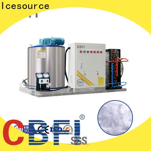 CBFI best industrial flake ice machine bulk production for ice making