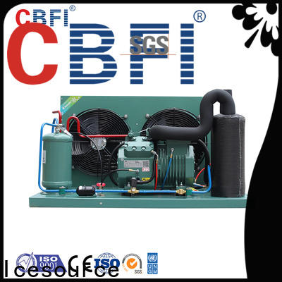 CBFI units used commercial ice machine widely-use for water pretreatment