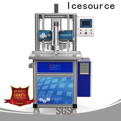 CBFI luxury external ice maker in china for summer